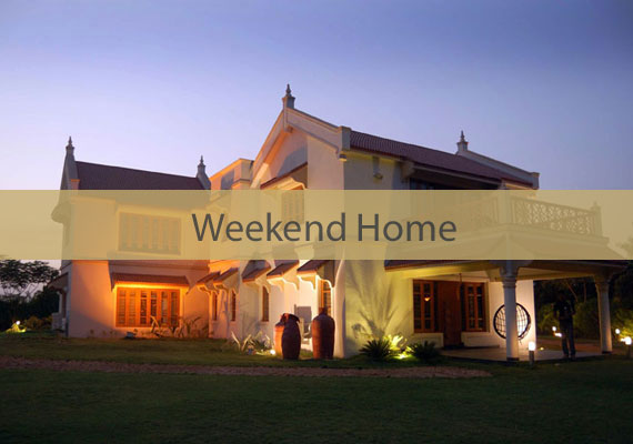 Weekend Home